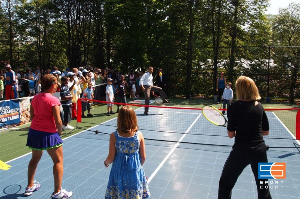 子供テニス普及プログラム 10 AND UNDER TENNIS