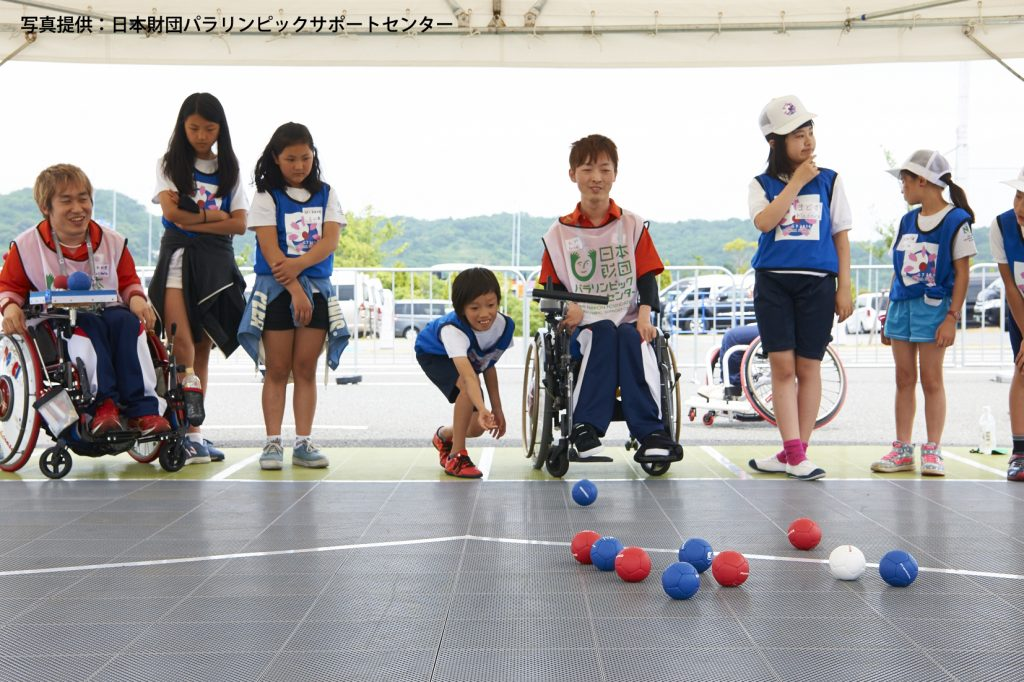 「G7伊勢志摩サミット パラスポーツ体験イベント (4)