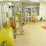京都市障害者教養文化・体育会館 トレーニングルーム