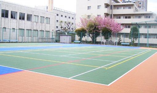日本スポーツコート