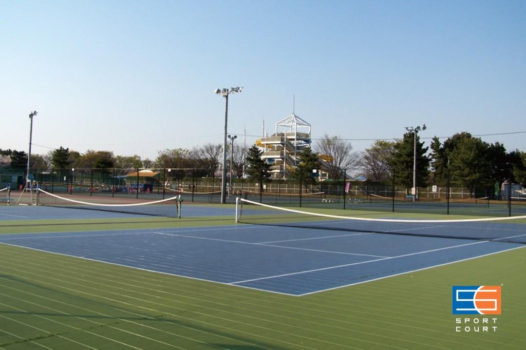 大同大学テニスコート