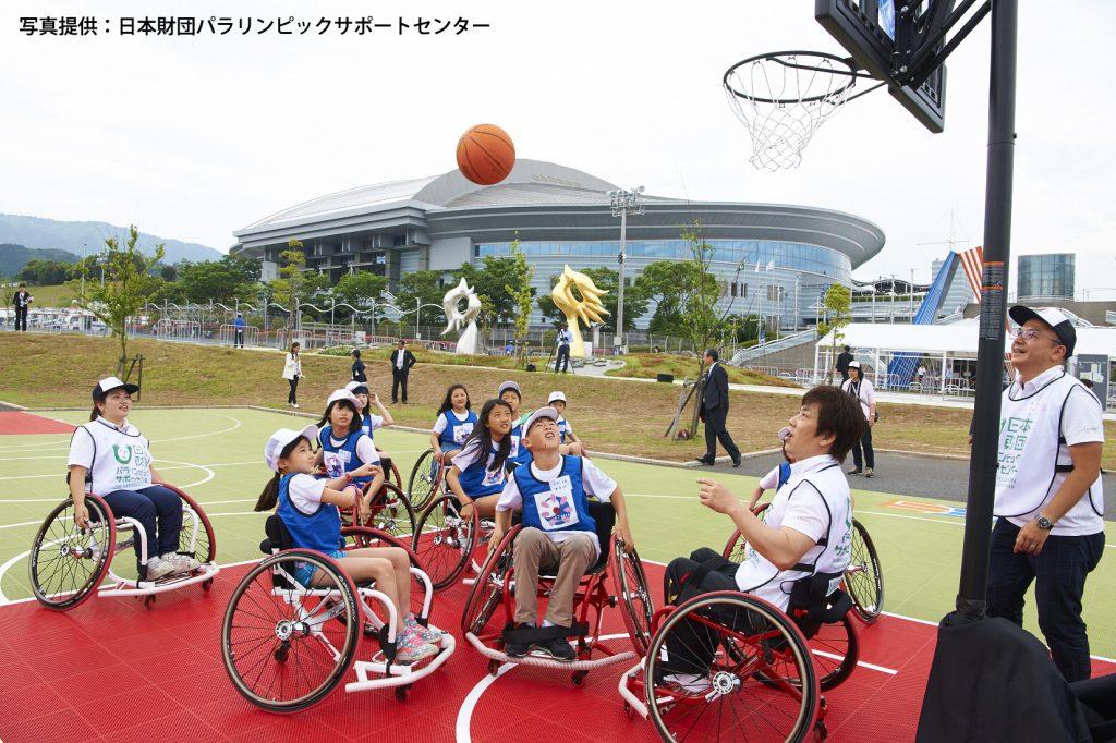 「G7伊勢志摩サミット パラスポーツ体験イベント (3)
